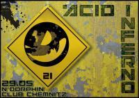 Saxxon - Acid Inferno 21 @ N*Dorphinclub
