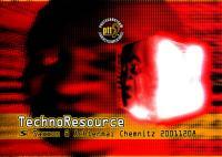 Saxxon - Techno Resource @ Achtermai