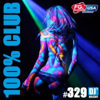 100% CLUB # 329 - RADIO FG (USA)