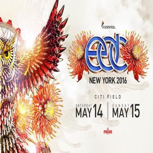 MIX FROM SPACE WITH LOVE! #295 ELECTRIC DAISY CARNIVAL (EDC) Part.1