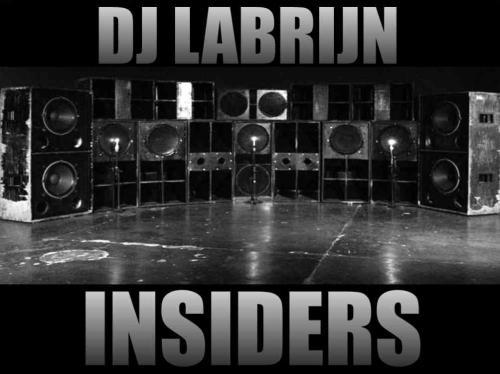 Dj Labrijn - INSIDERS