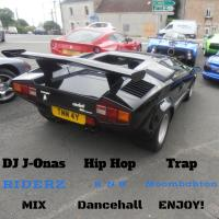 RiderZ Mix! HipHopHouseTrapRnBMoombahton - Part 2