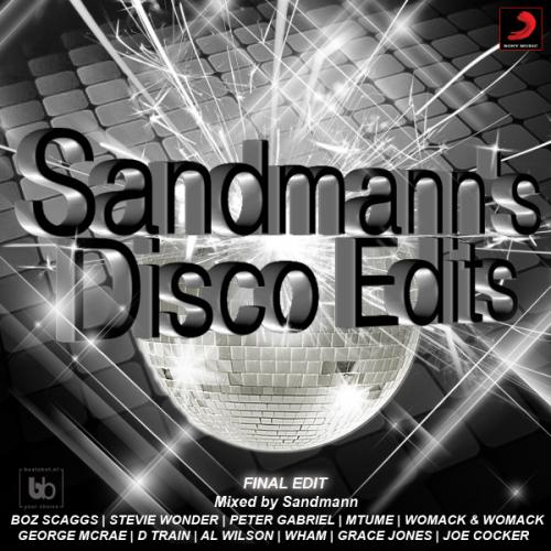 Sandmann's Disco Edits (Final edit)