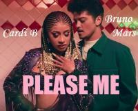Cardi B & Bruno Mars – Please Me remix