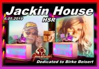 Jackin House with New Track's in the mix